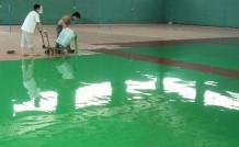 地坪刷漆与地坪漆施工的区别