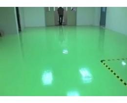 环氧树脂防静电滚涂地板